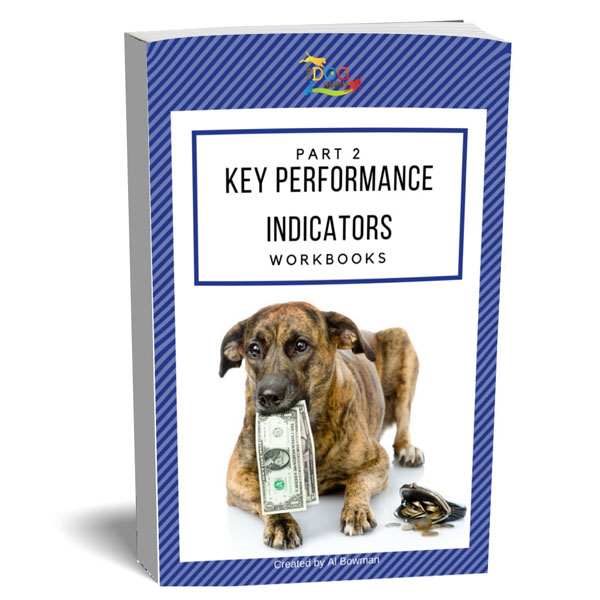 Part 2 of the Key Performance Indicators workbook set by Al Bowman.