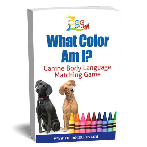 dog body language game
