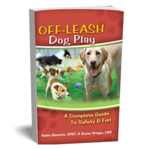 A guide to off-leash dog play prepared by Robin Bennett and Susan Briggs.