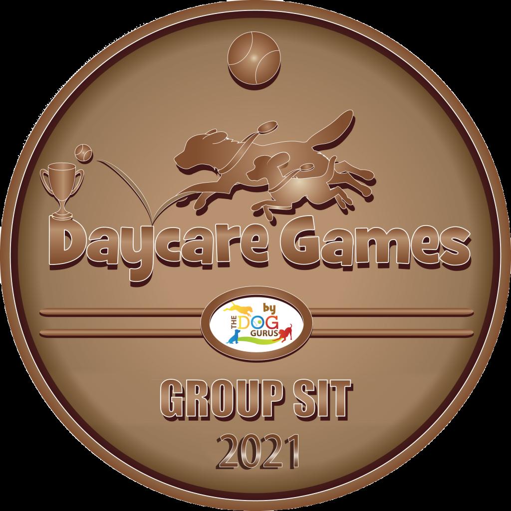 Bronze Medal, Group Sit 2021