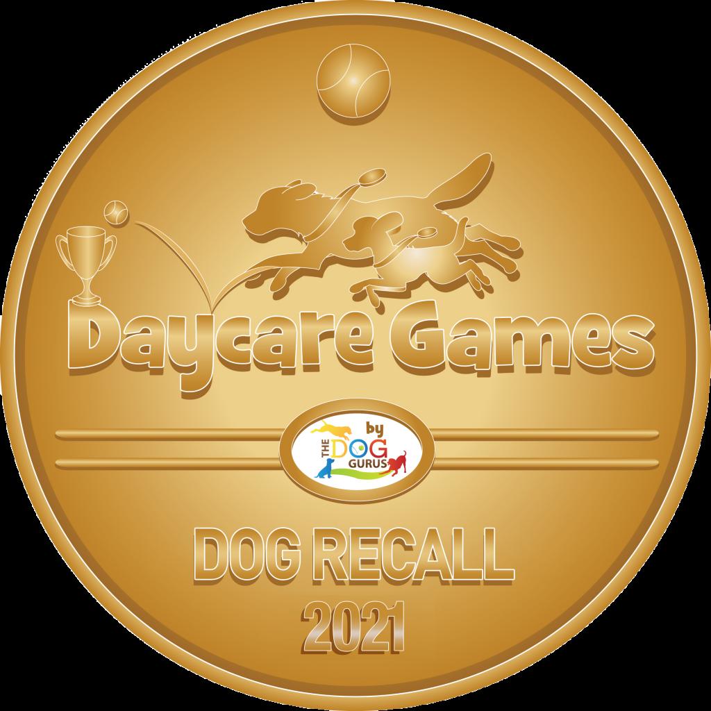 Gold Medal, Dog Recall 2021