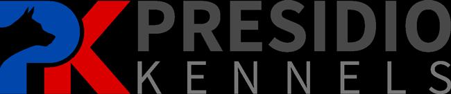 presidio kennels logo